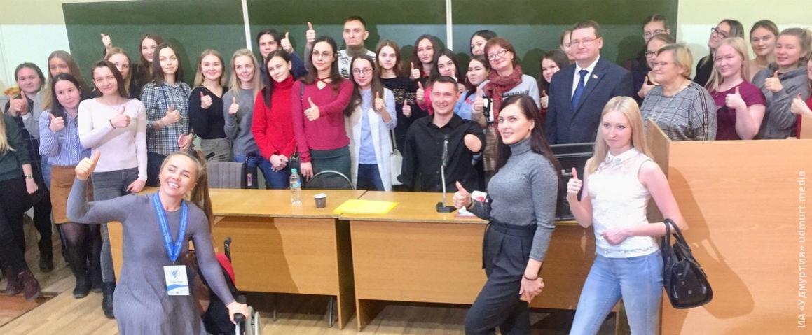 Алексей Талай провёл ряд семинаров в Ижевске на тему «Выжить в тяжелейших жизненных условиях и добиться успеха»