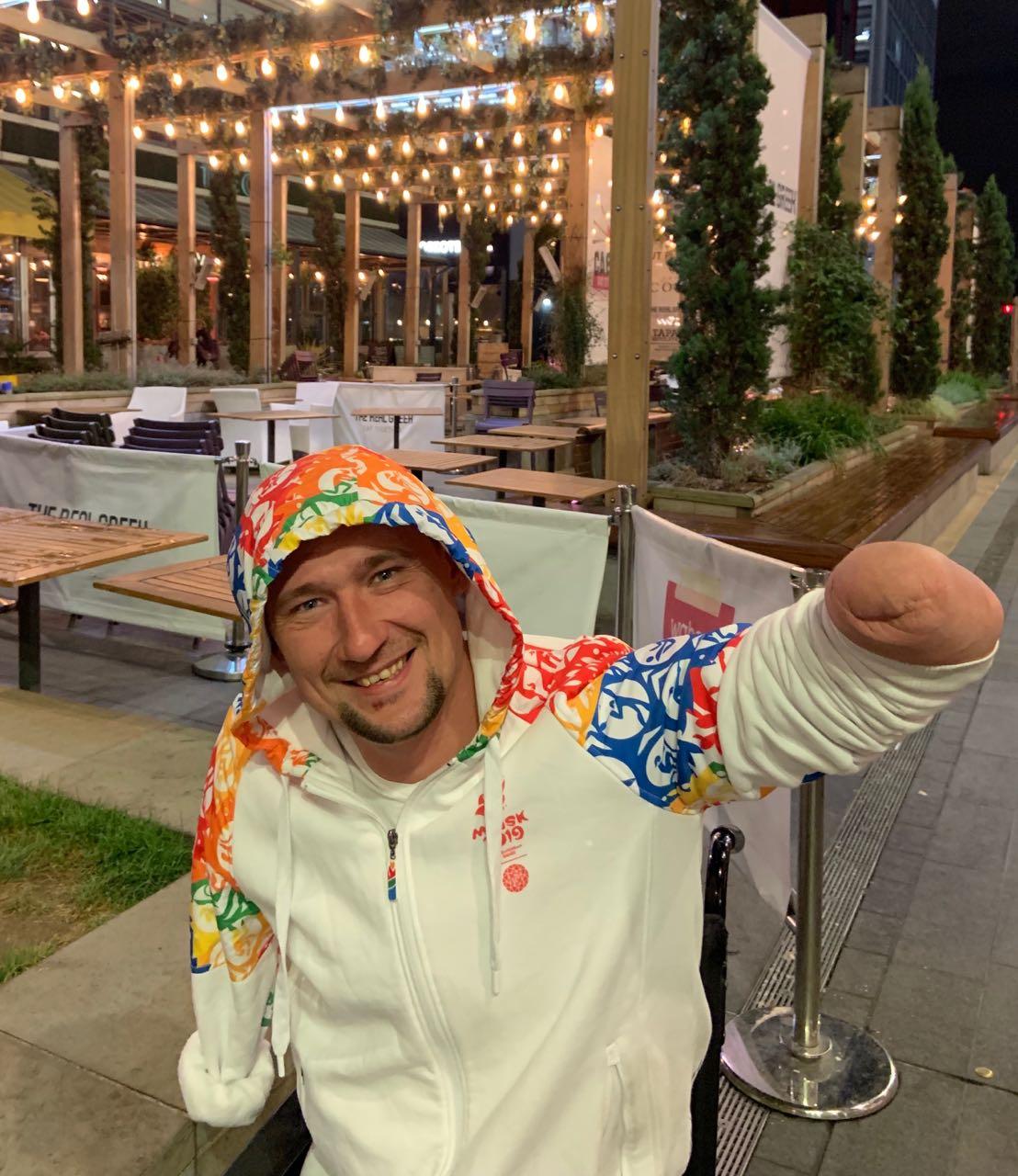 Алексей Талай установил новый Мировой рекорд!