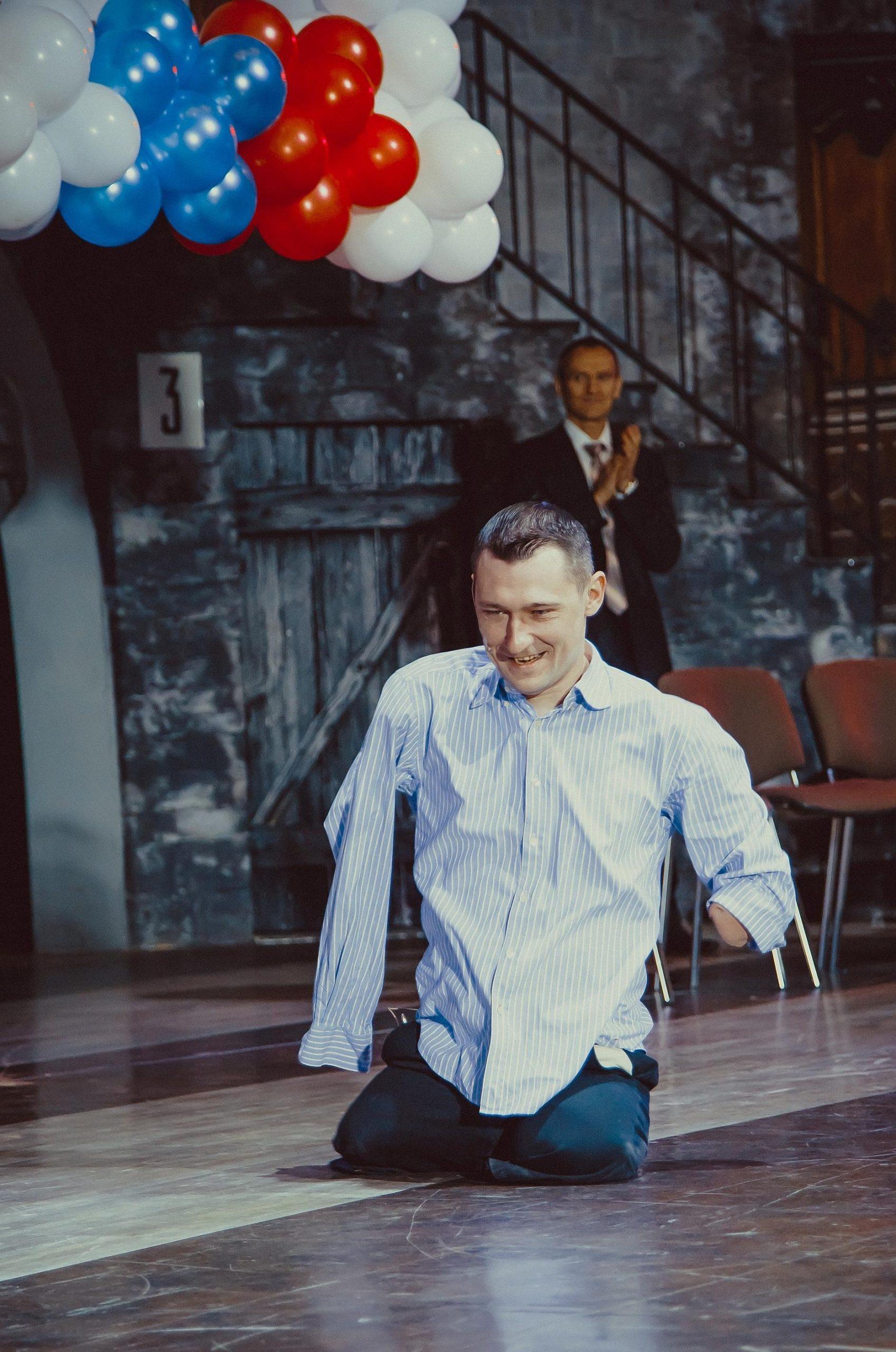 «Белорусский Ник Вуйчич» приедет в Барановичи